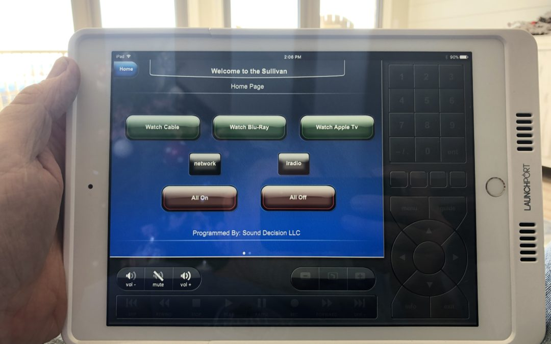 Home Automation in Santa Rosa